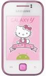 Обзор и характеристики Samsung S5360 Galaxy Y Hello Kitty