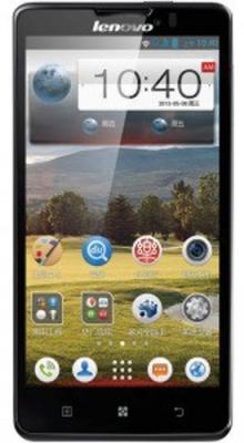 Lenovo IdeaPhone P780 уверенно держит заряд..