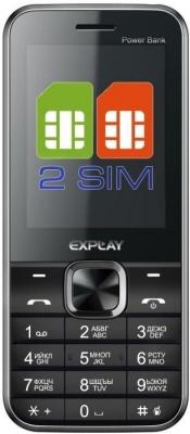 Телефон Explay Power Bank - обычный телефон.