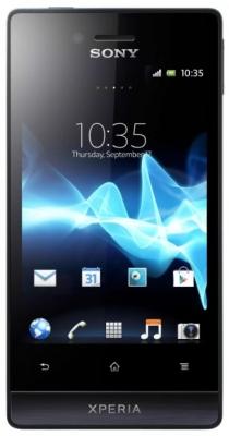 Sony Xperia miro - обзор, изменение цены, характеристики  Na-Obzor.ru