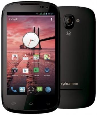 Недорогой смартфон Highscreen Spark до 4000 рублей