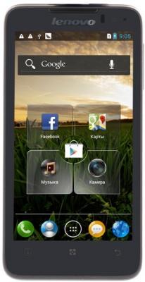 Lenovo IdeaPhone P770 китайский смартфон - рабочая лошадка.