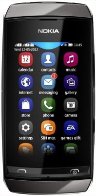 Телефон Asha 306 от Nokia - качественно и недорого.