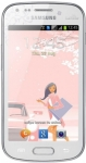Обзор и характеристики Samsung S7562 Galaxy S Duos La Fleur
