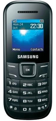 Телефон Samsung E1282 в сравнении с Nokia