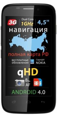 Explay Vision - смартфон на платформе Android 4.0