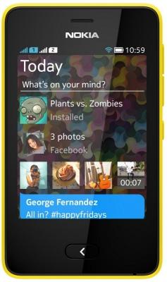 Телефон Nokia Asha 501- кандидат на роль второго плана
