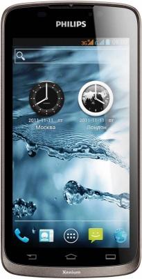 Смартфон Philips Xenium W832 - хороший выбор до 8000 рублей.