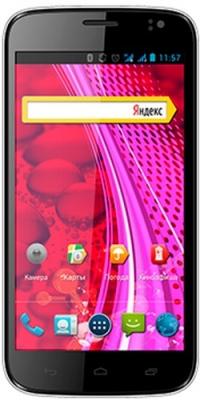 Смартфон Explay Five - 4 ядра и 4 гига.