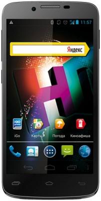 Смартфон Explay HD - недорогой аппарат с большим экраном.