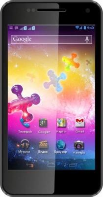 Телефон Explay Infinity - высокопроизводительный аппарат с 2 сим картами.