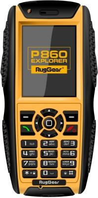 RugGear Explorer P860 деревянный телефон по цене среднего смартфона