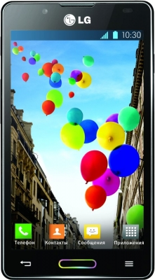 LG Optimus L7 II P713 никакого Hd не жди.