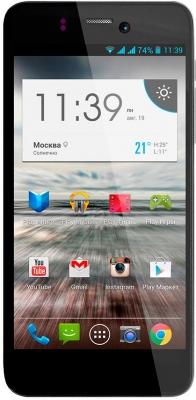 Highscreen Alpha Ice интересная альтернатива IPhone 5