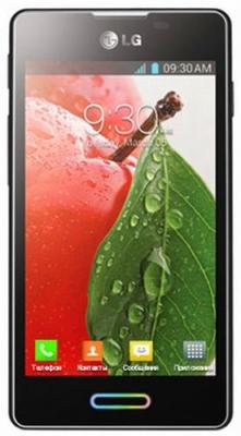 Смартфон LG E450 Optimus L5 II - технические характеристики.