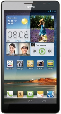 Huawei Ascend Mate основной конкурент Samsung Galaxy Note II.