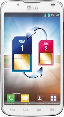 LG Optimus L7 II Dual P715 ищем кнопку вызова в темноте.