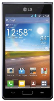 Большой экран LG P705 Optimus L7 или производительность Fly Turbo.