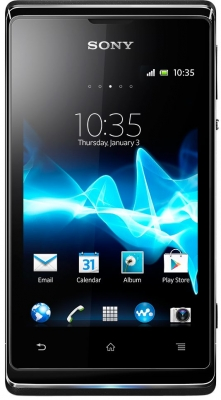 Sony Xperia E dual - обзор, изменение цены, характеристики  Na-Obzor.ru