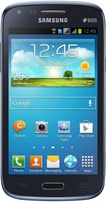 I8262 Galaxy Core - хороший телефон от Samsung до 8500 рублей.