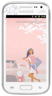 Samsung I8160 Galaxy Ace II La Fleur - обзор, изменение цены, характеристики  Na-Obzor.ru