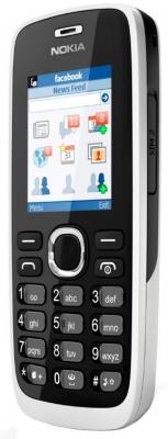 Телефон Nokia 112 - если ищите недорогой надежный аппарат с 2 сим картами
