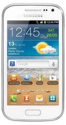 Samsung I8160 Galaxy Ace II или ZTE V880H Dual SIM