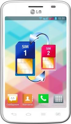 LG E445 Optimus L4 II Dual производительность смартфона не главное?!