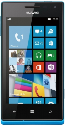 Недорогой смартфон Huawei Ascend W1 на WP8 как альтернатива Lumia