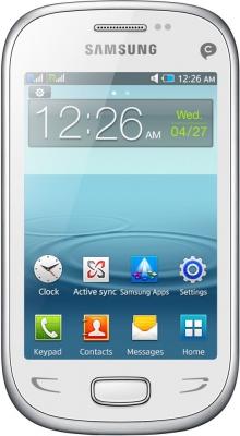 Телефон Samsung (Самсунг) S5292 Star Deluxe Duos - уже клюнули на бренд и внешний вид