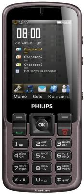 Philips Xenium X2300 - обычный телефон.