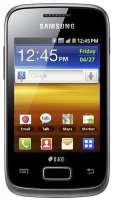 Телефон Самсунг Samsung S6102 Galaxy Y Duos - не стоит своих денег.