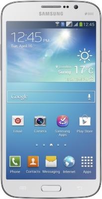 Samsung I9152 Galaxy Mega 5.8 Duos и его зернистый экран.