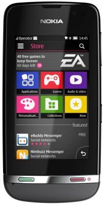 Телефон Nokia Asha 311 - мощный молодежный телефон.