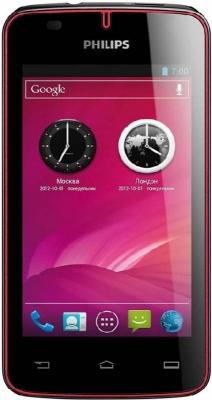 смартфон Philips W536 или Fly IQ442 - кто кого?