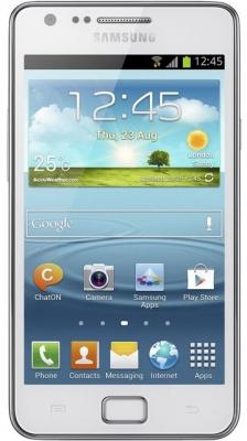 Samsung I9105 Galaxy S II Plus и его главный цветной минус.