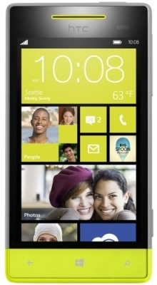 HTC Windows Phone 8S измена Android.