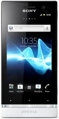 Sony Xperia U - обзор, изменение цены, характеристики  Na-Obzor.ru