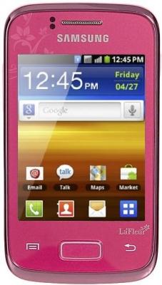 Samsung S6102 Galaxy Y Duos La Fleur шаг вправо шаг влево - расстрел