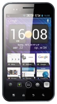 Темная лошадка Bliss S5 недорогой смартфон до 4000 рублей в 2013 году.