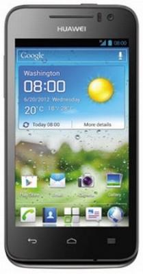 Обычный смартфон Huawei Ascend G330 идет на одном уровне с LG L5 II