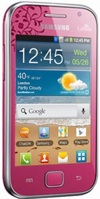 Samsung S6802 Galaxy Ace DUOS La Fleur - обзор, изменение цены, характеристики  Na-Obzor.ru