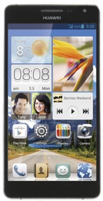 Huawei Ascend D2 большой экран со слабым процессором