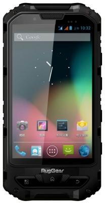 RugGear RG960 громкий защищенный смартфон.