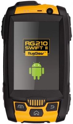 RugGear Swift II RG210 приём хуже чем у RugGear RG210 Swft II