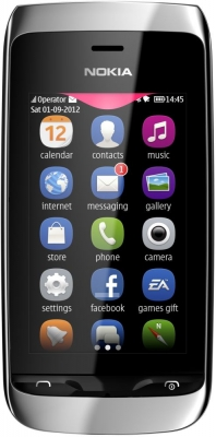 Nokia Asha 309 - клон Asha 311, но с урезанными функционалом и за ту же цену!