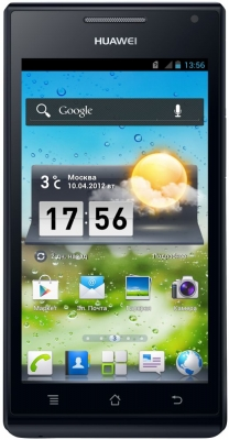Huawei Ascend P1 - Android смартфон с большой батарейкой