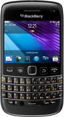 BlackBerry Bold 9790 своеобразный клавишник.