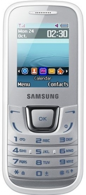 Телефон Samsung E1282 еще один конкурент Nokia