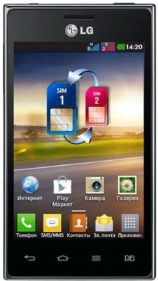 LG E615 Optimus L5 Dual или Sony Xperia Tipo с лучшим экраном